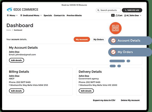 8. Customer Portal